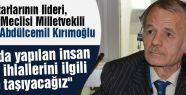 Kırımoğlu, İhlalleri AİHM'e Taşıyor