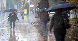 Kırşehir'de etkili olan yağışın izleri siliniyor