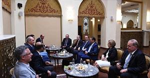 Koalisyon için son toplantı pazartesi günü
