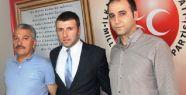 Köksal Şimşek MHP Samsun İl başkanlığına aday