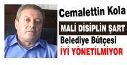 Kola:''Mali Disiplin Şart''