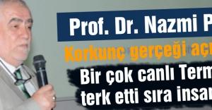Korkunç gerçeği Nazmi Polat Açıkladı: Terme'de neler oluyor?
