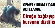 Köy korucusu Nihat Çaprak'ın cesedi bulundu