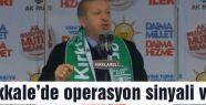Kırıkkale'de operasyon sinyali...