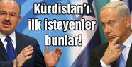 Kürdistan'ı ilk isteyenler bunlar!