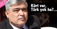 Kürt var, Türk yok ha?...