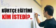 Kürtçe Eğitimi Kim İstedi?