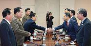 Kuzey ve Güney Kore masaya oturdu
