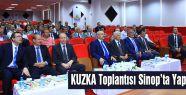 KUZKA Toplantısı Sinop'ta Yaptı