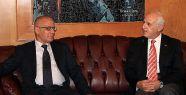 Libya Başbakanı Zeydan Türkiye'de