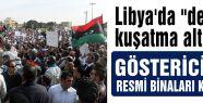 Libya Kuşatıldı...
