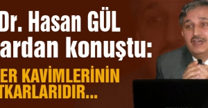 LİDERLER KAVİMLERİNİN HİZMETKARLARIDIR...