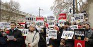 Londra'da 14 Aralık'a 'sessiz protesto'