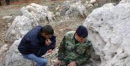 Lübnan'a havan topu saldırısı