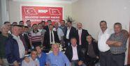 Lüleburgaz'da MHP'ye ilgi