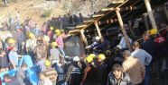 Maden  Ocağında 7 Gözaltı