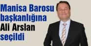 Manisa Barosu'na Yeni Başkan