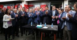 Manisa'da Önemli İsimler MHP'ye Geçti