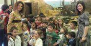 Manisa'nın Miniklerden Anıt Ziyareti