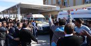 Mardin'de adaylar arasında silahlı kavga...