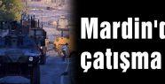 Mardin'de bir ölü 10 yaralı