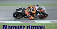 Marquez rüzgarı...