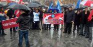 MEB Tasarısı Kırşehir'de Protesto Edildi