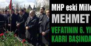 Mehmet Gül Anıldı...