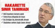 Mehmet Yılmaz'dan Akillere Sınırsız Hakaret...