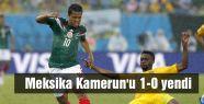 Meksika Kamerun'u 1-0 yendi