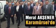 Meral Akşener Karamürsel'i Ziyaret Etti...