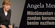 Merkel; Almanya'nın İslamlaştığına katılmıyorum
