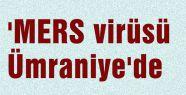 'MERS virüsü Ümraniye'de