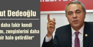 Mesut Dedeoğlu Malatya'da Konuştu