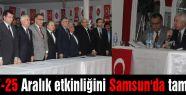 MHP 17-25 Aralık etkinliğini Samsun'da tamamladı