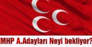 MHP A.Adayları Neyi bekliyor?