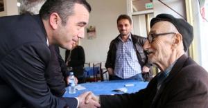 MHP adayı Aydın: Trabzon için birlikte hareket edelim
