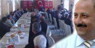 MHP Adayı muhtarları dinledi