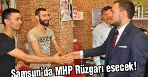 MHP Adayı Ortahisar; '1 Kasım Samsun ve Türkiye İçin Milat Olacak'