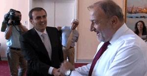 MHP-AK Parti buluşma öncesi 20 dakikalık görüşme