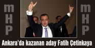 MHP Ankara İl Başkanı belli oldu