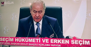 MHP Başkanlar toplantısını gerçekleştirdi