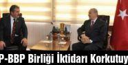 MHP-BBP Birliği İktidarı Korkutuyor