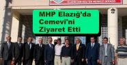 MHP Cemevi'ni Ziyaret Etti