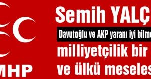 MHP'den 'haksız eleştirilere' cevap!