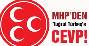 MHP'den Tuğrul Türkeş'e cevap!