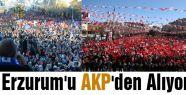 MHP Erzurum'u AKP'den Alıyor mu?