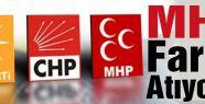 MHP fark atıyor...