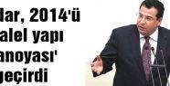 MHP ,İktidar 2014'ü  'paralel yapı paranoyası' ile geçirdi