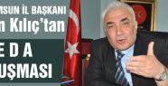 MHP İl Başkanı Şaban Kılıç'tan Veda Konuşması